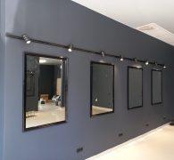 Использование зеркал для оформления интерьера