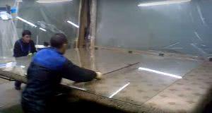 Изготовление зеркал для ванны