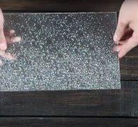 Узорчатые стекла для кухонной мебели
