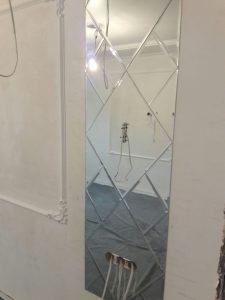 Зеркало стекло резка